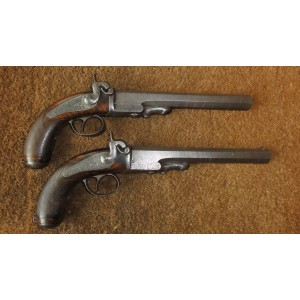 Парные офицерские пистолеты Lepage мод. 1829 г. / Paire de pistolets d'officier type 1829 / Pair officer pistols of the type of 1829